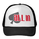 All in spades Spades Hats
