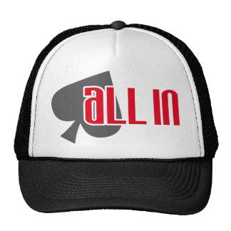 All in spades Spades Trucker Hat