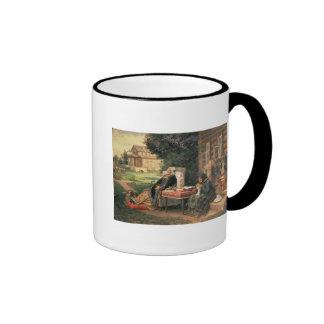 All in the Past, 1889 Ringer Mug