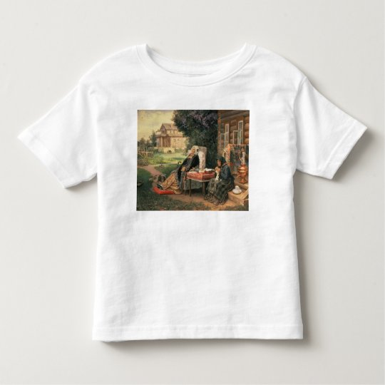 All in the Past, 1889 Toddler T-shirt
