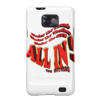 all in you B#st#rds Samsung Galaxy S2 Cover