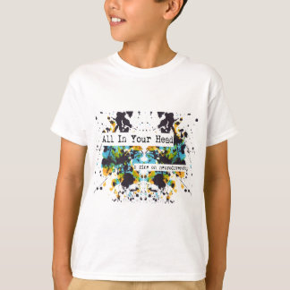 All In Your Head Zine T-Shirt