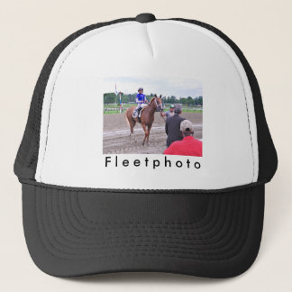 All Included & Javier.jpg Trucker Hat