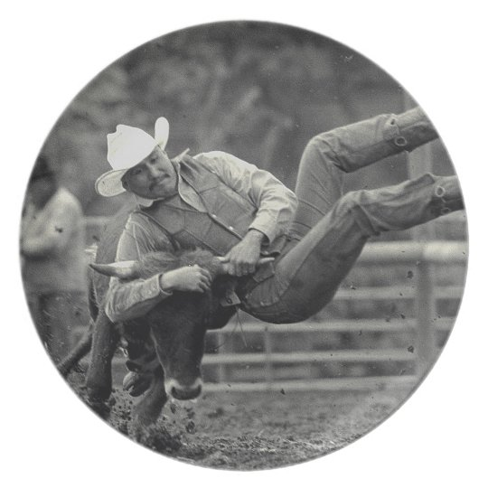 All Indian Rodeo in Tygh Valley, Oregon. Clint Plate