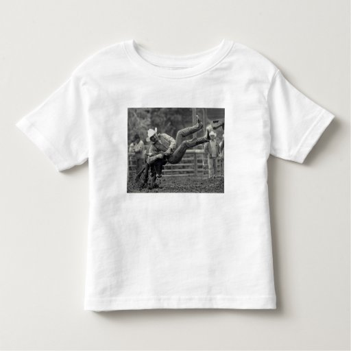 All Indian Rodeo in Tygh Valley, Oregon. Clint Toddler T-shirt