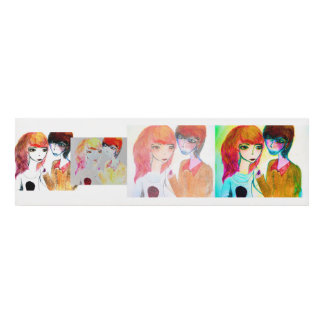 all interchanging pictures panel wall art