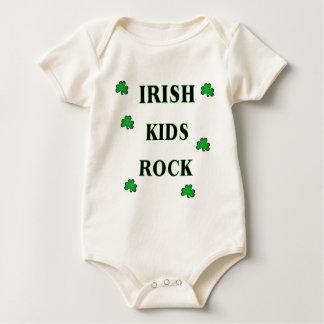 All Irish Kids Rock Baby Creeper