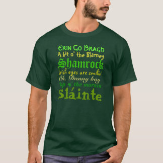 All Irish T-Shirt