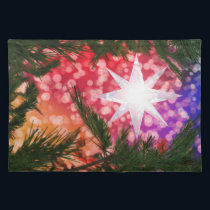 All Is Bright Christmas Placemat