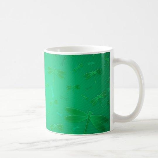 All is Full of Dragonflies Coffee Mug
