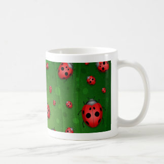 All is Full of Ladybugs Coffee Mug