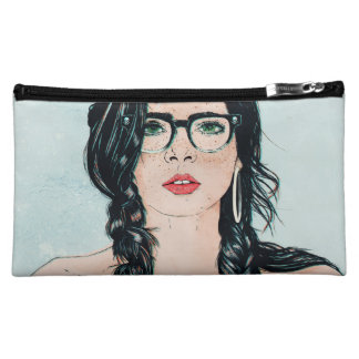 All is Not Lost Makeup Bag