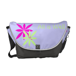 All is Well Rickshaw bag