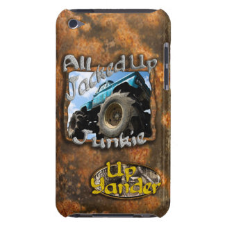 All Jacked Up Junkie Barely There iPod Cover