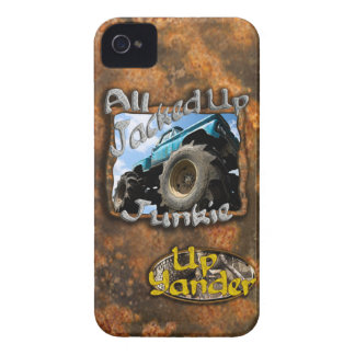 All Jacked Up Junkie Case-Mate iPhone 4 Case