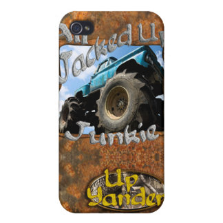 All Jacked Up Junkie iPhone 4/4S Case