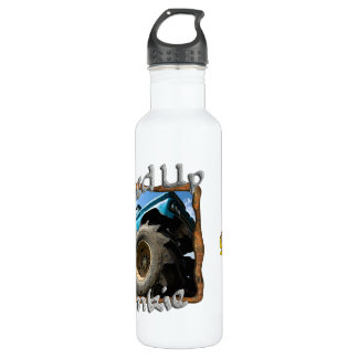 All Jacked Up Junkie Water Bottle