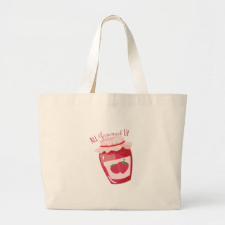 All Jammed Up Canvas Bag