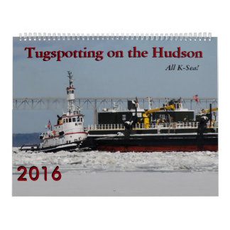 All K-Sea: Tugspotting Calendar 2016