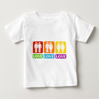 All Kinds Of Love Baby T-Shirt