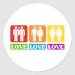 All Kinds Of Love Stickers