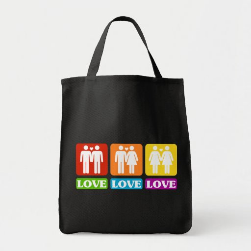 All Kinds Of Love Tote Bags