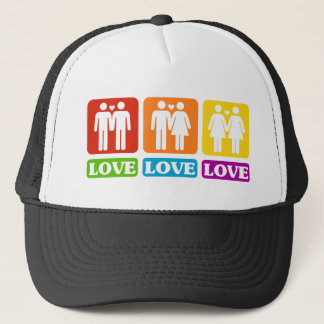 All Kinds Of Love Trucker Hat