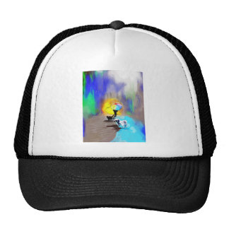 all know the way trucker hat