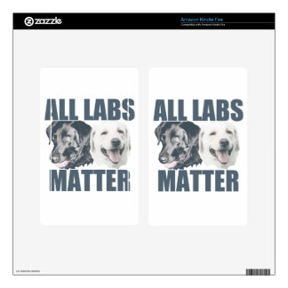 All labs matter decals for kindle fire