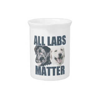 All labs matter drink pitchers