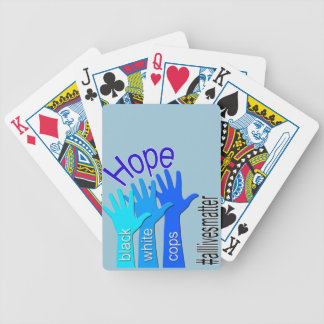 #All Lives Matter Bicycle Playing Cards