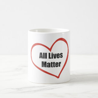 Does Coffee Maker Matter : All Lives Matter Drinkware Zazzle