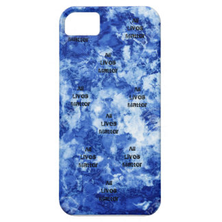 All lives matter iPhone SE/5/5s case