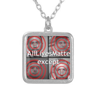 All Lives Matter Custom Jewelry