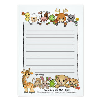 All Lives Matter (Pathway Pets) Card