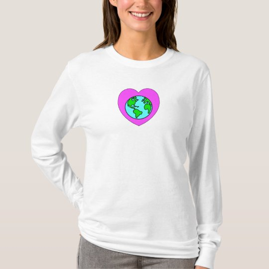 All Love Our Planet T-Shirt