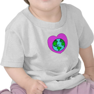 All Love Our Planet T Shirt