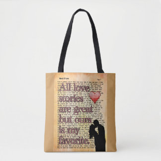All Love Stories - Tote Bag