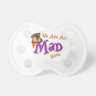 All Mad BooginHead Pacifier