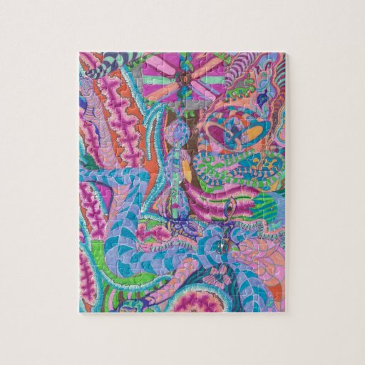 All Made Of Same Design Product Jigsaw Puzzle