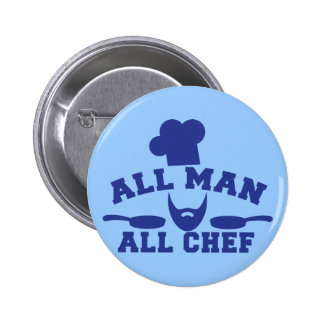 ALL MAN - all chef Button