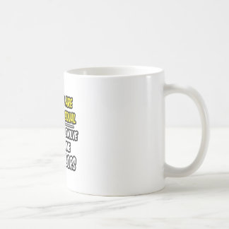 All Men Are Created Equal...Counselors Classic White Coffee Mug