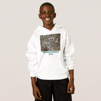 All Mom Nature's Creatures Matter Hoodie