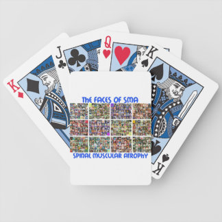 All Months - Blue Bicycle Playing Cards