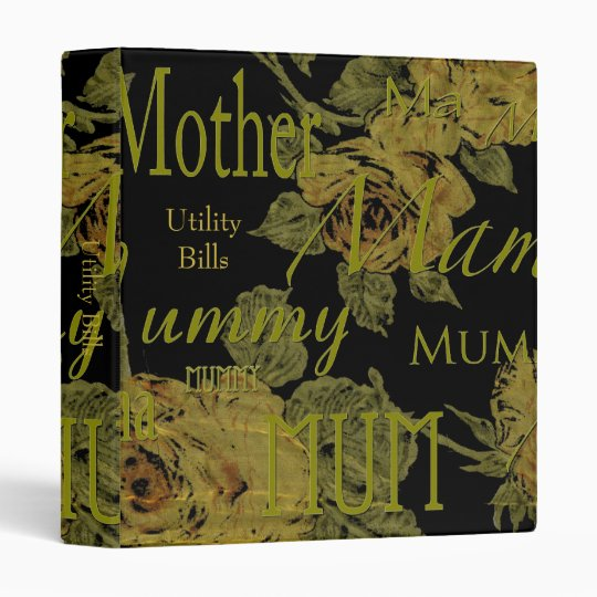 All Mothers' Day Binder