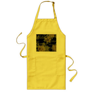 All Mothers Day Long Apron