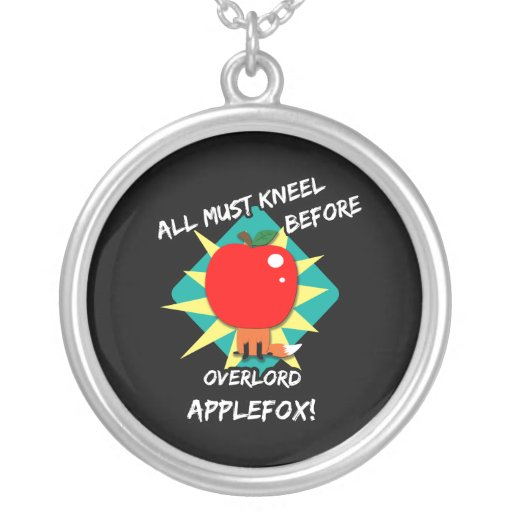 All must kneel before overlord applefox jewelry