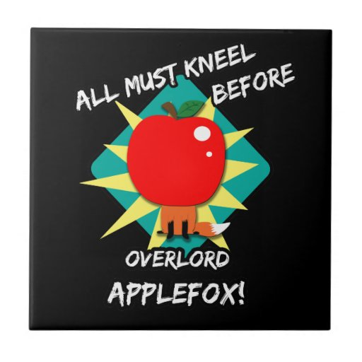 All must kneel before overlord applefox tiles