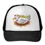 All my chickens trucker hat