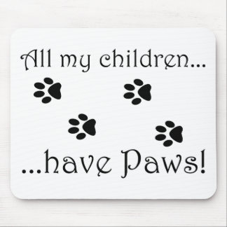 All my children... mouse pad